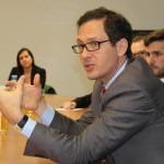Kamingespräch vor EU-Wahl: Kommissionsvertreter über Mythen und Fakten