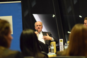 TraineeNet - Kamingespräch RBI CEO Sevelda
