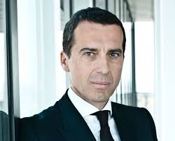 OEBB CEO Christian Kern