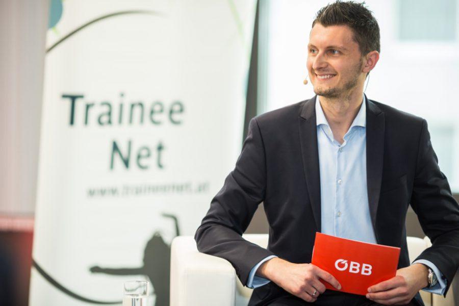 ÖBB-CEO Christian Kern im Gespräch