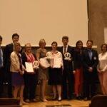 Die Gewinner des TN- Awards & das TN- Vorstandsteam