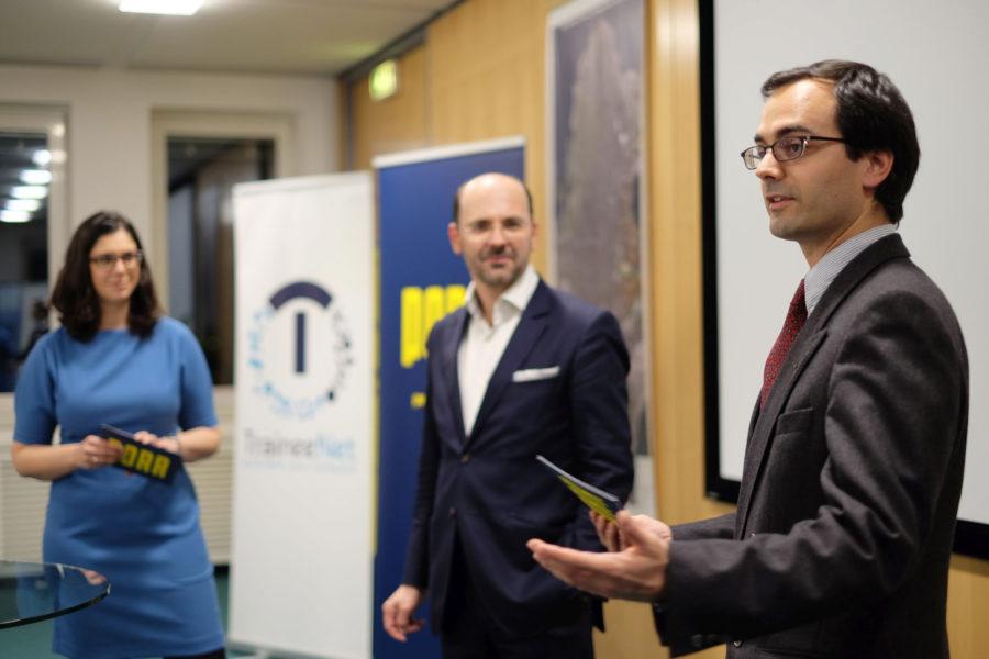 Kamingespräch mit PORR CFO MMag. Christian Maier