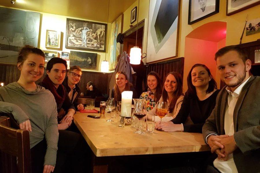 Workshop beim Debattierklub Wien