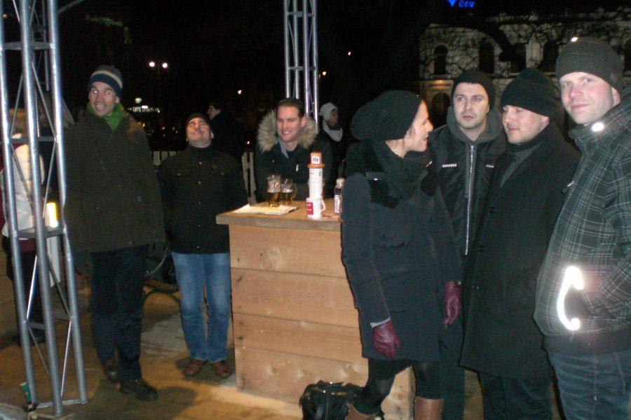 """23. TraineeNet Stammtisch – Winterliche """"Almgaudi"""" am Wiener Eistraum"""