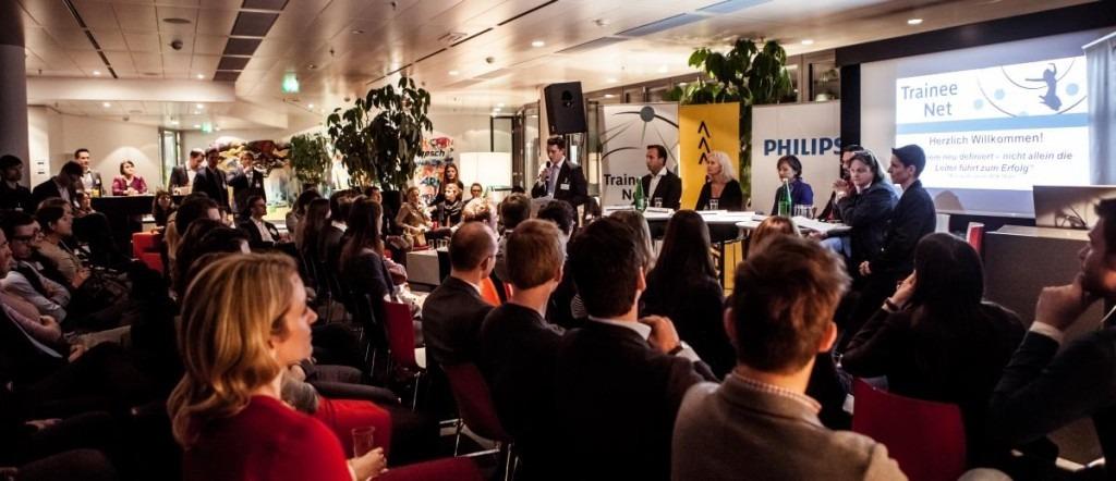"""""""Karrierewege neu definiert"""": Podiums-diskussion mit Teilnehmerrekord"""