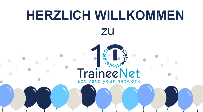 Einladung zur Convention – 10 Jahre TraineeNet