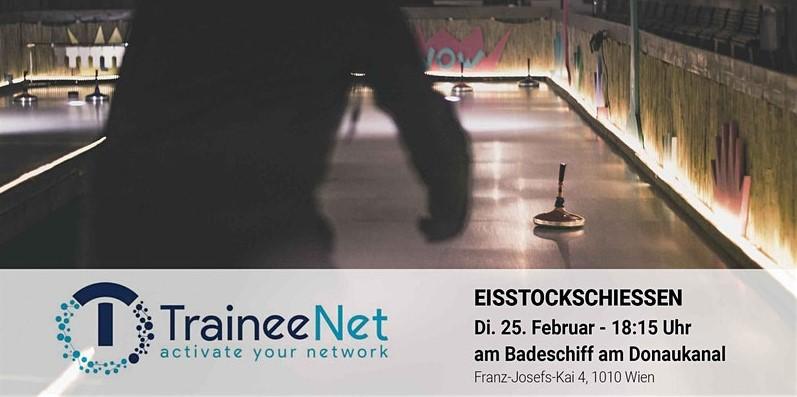 Jährliches TraineeNet-Eisstockschießen, 25.02.2020